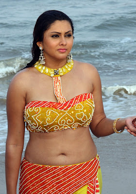 namitha latest hot exposing pic south indian masala