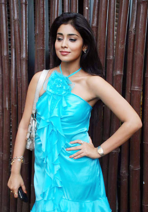 mallana shriya while she attended a function unseen pics