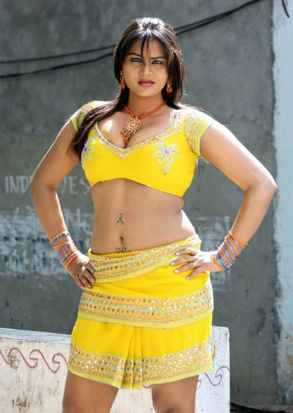 hot navel show by tamil hot actress priya