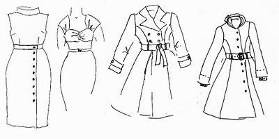 Cute Characters in addition Glas Eettafel together with Yellow furthermore Jacket BW also Technical Drawing. on drawings of raincoat