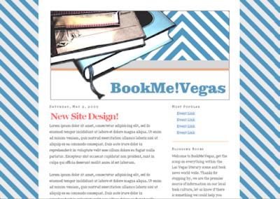 BookMe!Vegas Deasign