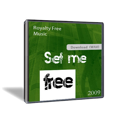 Set Me Free using Frail & Bedazzled font