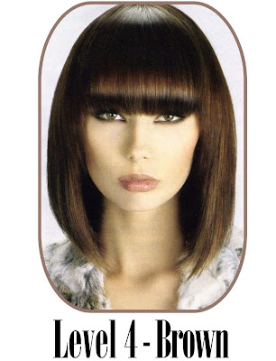 Level 6 Chestnut Brown Hair Color  Dark Brown Hairs