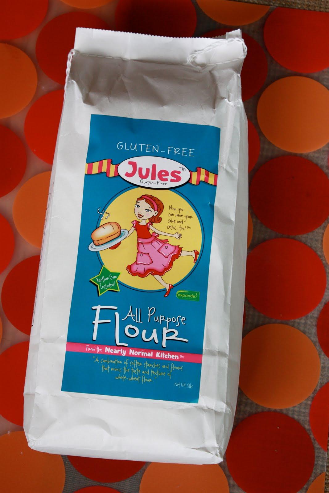 Delicious Gluten Free Baking: Jules All Purpose Gluten