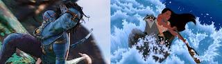 Avatar x Pocahontas - Pocahontas ou Neytiri?