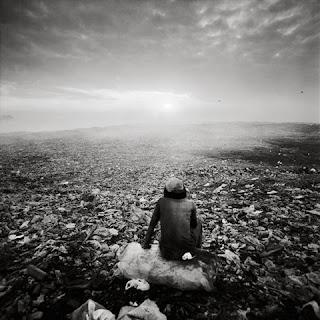 lixo - foto de Marcos Prado (Estamira)