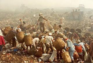 Jan Pleiter - catadores de lixo