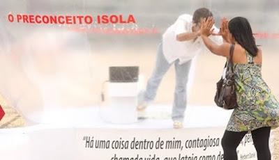 dia mundial da luta contra a AIDS - frase de Betinho