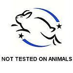 selo - produto não testado em animais