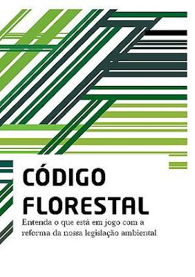capa da cartilha sobre o novo Código Florestal, publicada pelo SOS Florestas