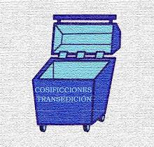 COSIFICCIONES TRANSEDICIÓN