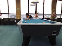 Skyview lounge Hotel Maximillian, Tanjung Balai Karimun