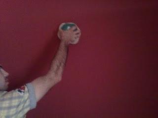 طرق تعتيق الجدران بطريقة سهلة جداً 6