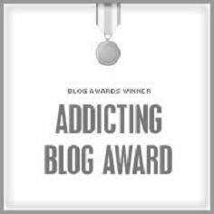 Addicting Blog Award