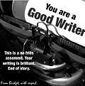 You are a Good Writer