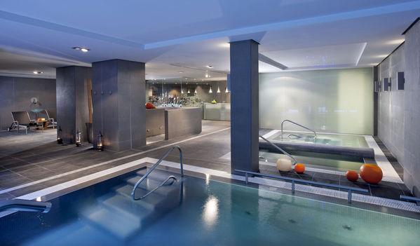 Baño Turco Adelgazar:Aquí os dejamos algunas imágenes del SPA del hotel Meliá Valencia