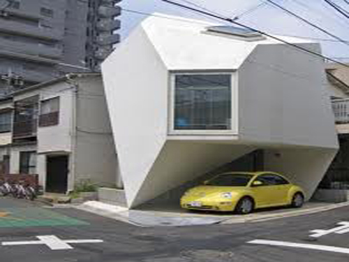 Style Homes Like This Widely Available In The Country Of Japan. Design A  House Like This In The Interest Of Many People Who Have A Desire To Get ...