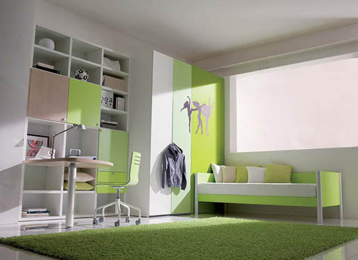 comfortable bedrooms for teenage