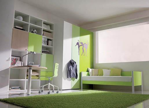 comfortable bedrooms for teenage