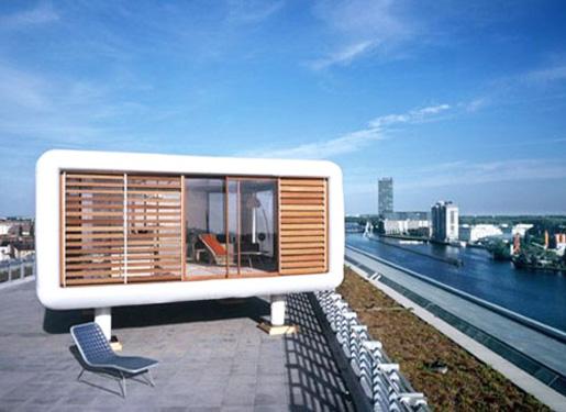 Small Modular Homes Type Loftcube Home Design