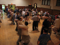 Contradancing in Greenwich, CT