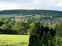Heisebeck, viewed from Fürstenhagen