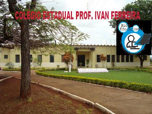 COLÉGIO ESTADUAL PROF. IVAN FERREIRA