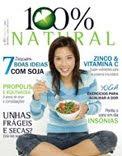 Brinde Grátis Revista 100% Natural