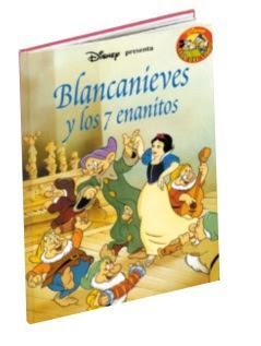 Brinde Grátis Livro infantil Branca de Neve e os 7 Anões.