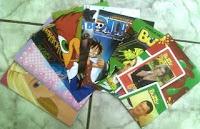 Brinde Grátis álbuns de figurinhas da RICLAN
