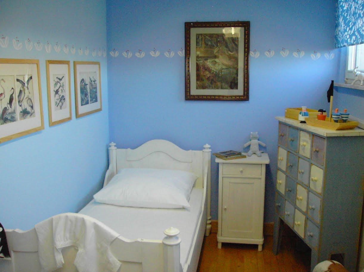 Antike m bel das kinderzimmer ist fertig for Kinderzimmer qm