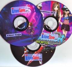 Mau Lihat KOLEKSI DVD Game yg Lain ?