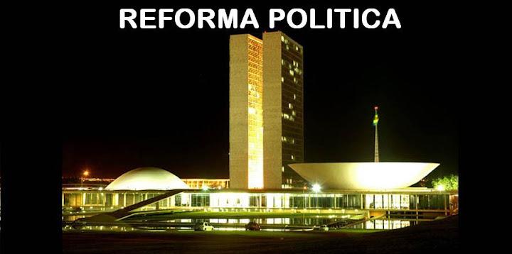 PORTAL DA REFORMA POLÍTICA