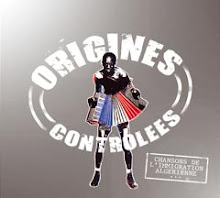 Pochette CD Origines controlees