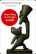 Premio 20blogs al Mejor Blog de Ficción 2008