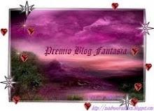 Premio Blog Fantasía