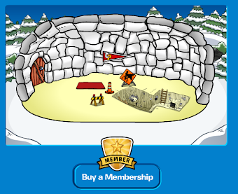 What my Memeber Igloo used to look like.