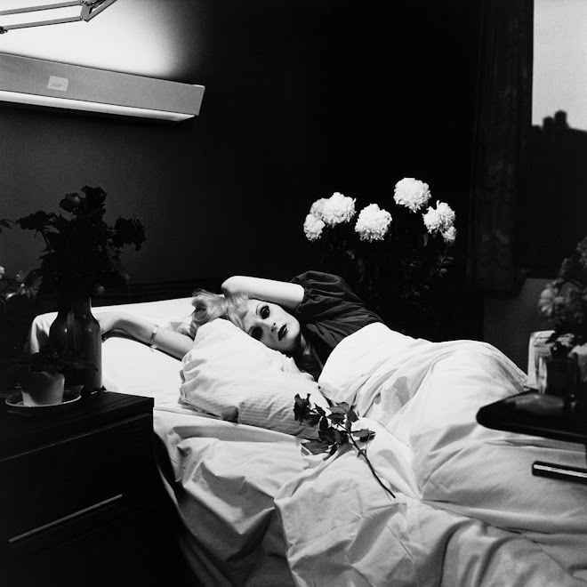 Candy Darling On Her Death Bed