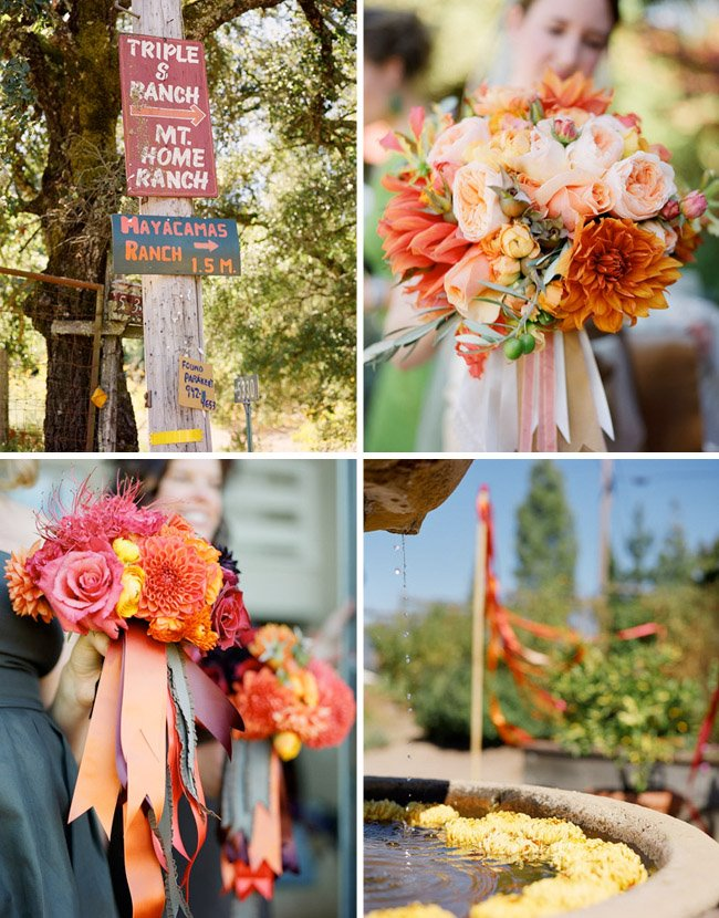 GET THE LOOK Rustic Wedding