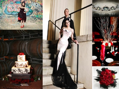 Site Blogspot  Gothic Wedding Dresses on Your Wedding Support  Get The Look   Gothic Wedding Theme