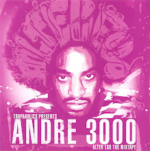 "ANDRE 3000   ""ALTER EGO - THE MIXTAPE"""