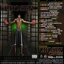 """THE CHOSEN ONES"" (2010 EXCLUSIVE MIXTAPE) - CREATED & REMIXED BY: DROP"