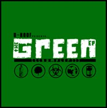 "D-ROOF   ""THE GREEN EP"""
