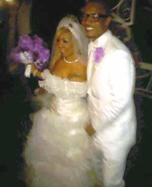 Tamieka moore wedding