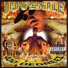 "JUVENILE   ""400 DEGREEZ"""