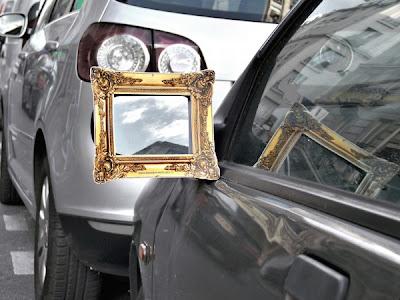 Guerilla portrait dans Le Cabinet frame+1