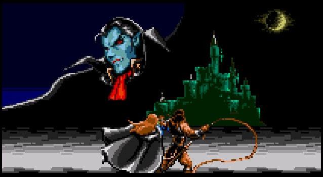 Castlevania: Bloodlines - Vampiros em conflito durante a
