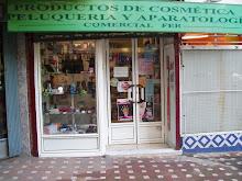Su tienda de cosmética profesional en Sevilla