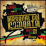 AGUASTURVAS-ARSENAL DE COMBATE-BEATS*1
