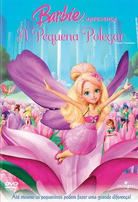 Telona - Filmes rmvb pra baixar grátis - Barbie - A Pequena Polegar DVDRip Dublado